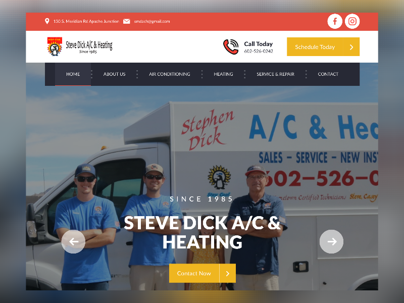 Steve Dick AC and Heating